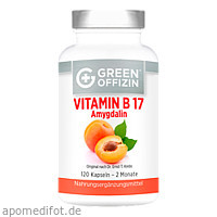 Green Offizin - Vitamin B 17, 120 ST, Green Offizin S.r.l.
