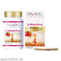GriffoniaMaca - Dr. Koll, 90 ST, Dr. Koll Biopharm GmbH