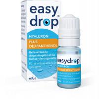 easydrop Hyaluron plus Dexpanthenol, 10 ML, Mibe GmbH Arzneimittel