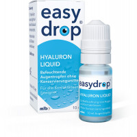 easydrop Hyaluron liquid, 10 ML, Mibe GmbH Arzneimittel