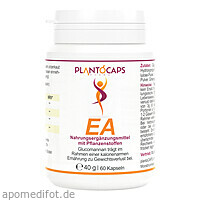 plantoCAPS Endlich Abnehmen, 60 ST, plantoCAPS pharm GmbH