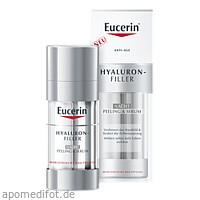 Eucerin Anti-Age Hyaluron-Filler Nacht-Peel +Serum, 30 ML, Beiersdorf AG Eucerin