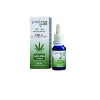 CBD Öl Bio GMP 10%, 10 ML, Optima Formula BV