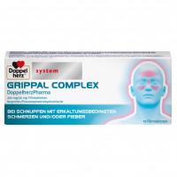 GRIPPAL COMPLEX DoppelherzPharma 200 mg/30 mg, 10 ST, Queisser Pharma GmbH & Co. KG