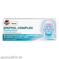 GRIPPAL COMPLEX DoppelherzPharma 200 mg/30 mg, 20 ST, Queisser Pharma GmbH & Co. KG