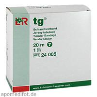 TG Schlauchverband Gr.7 20 m weiß, 1 Stück, B2b Medical GmbH