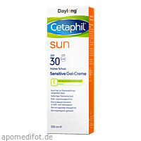 Cetaphil Sun Daylong SPF30 Sensitive Gel, 200 ML, Galderma Laboratorium GmbH