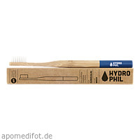 Nachhaltige Zahnbürste Bambus Blau extra weich, 1 ST, wasserneutral GmbH