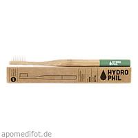 Nachhaltige Zahnbürste Bambus Grün mittelweich, 1 ST, wasserneutral GmbH