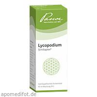 Lycopodium Similiaplex, 50 ML, Pascoe pharmazeutische Präparate GmbH