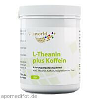 L-Theanin plus Koffein, 120 ST, Vita World GmbH