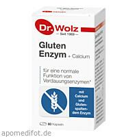 Gluten Enzym, 60 ST, Dr. Wolz Zell GmbH