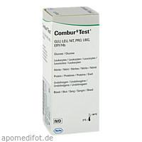 Combur 6 Test Teststreifen, 50 ST, Eurimpharm Arzneimittel GmbH