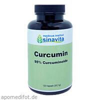 Curcumin, 120 ST, Medicus Institut Sinavita