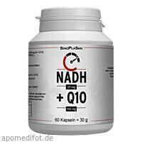NADH 20 mg + Q10 100 mg, 60 ST, Sinoplasan AG