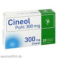 Cineol Pohl 300 mg, 20 ST, G. Pohl-Boskamp GmbH & Co. KG