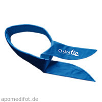 CLIMAtie Klimaband Schwitzen + Hitze blau m, 1 ST, Imp GmbH International Medical Products