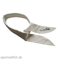 CLIMAtie Klimaband Schwitzen + Hitze beige m, 1 ST, Imp GmbH International Medical Products