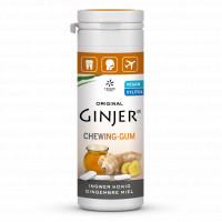 Ingwer GINJER Kaugummi Honig, 30 G, Lemon Pharma GmbH & Co. KG