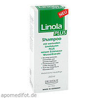 Linola PLUS Shampoo, 200 ML, Dr. August Wolff GmbH & Co. KG Arzneimittel
