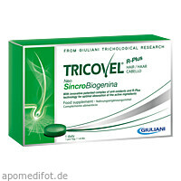 Tricovel Neo Sincro Biogenina Haarausfall Frauen, 30 ST, Derma Enzinger GmbH