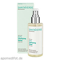 pure purifying cleanser, 100 ML, SANTAVERDE GmbH