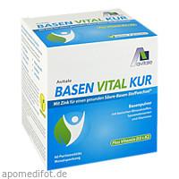 Basen Vital Kur+D3+K2, 60 ST, Avitale GmbH