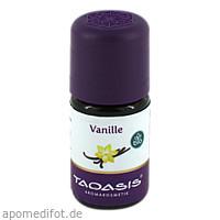 Vanille Extrakt Bio, 5 ML, Taoasis GmbH Natur Duft Manufaktur