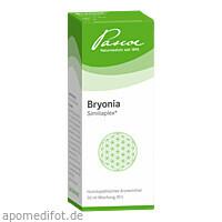 Bryonia Similiaplex, 50 ML, Pascoe pharmazeutische Präparate GmbH