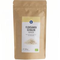 FLOHSAMENSCHALEN 500 mg Kapseln Bio, 180 ST, Aleavedis Naturprodukte GmbH