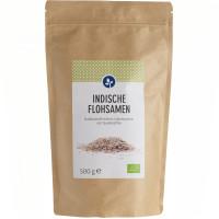 FLOHSAMEN INDISCH Bio, 500 G, Aleavedis Naturprodukte GmbH
