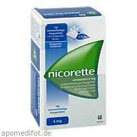 Nicorette whitemint 4 mg, 105 ST, kohlpharma GmbH