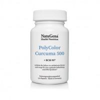 PolyColor Curcuma 500, 120 ST, NatuGena GmbH