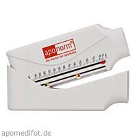 aponorm Peak Flow Meter Erwachsene & Kinder, 1 ST, Wepa Apothekenbedarf GmbH & Co. KG