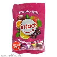 intact Traubenzucker Beutel Tropic-Mix, 100 G, Sanotact GmbH