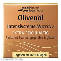 Olivenöl Intensivcreme Nutritiv Tagescreme, 50 ML, Dr. Theiss Naturwaren GmbH
