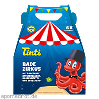 Tinti Bade Zirkus 6-teilig, 1 P, Wepa Apothekenbedarf GmbH & Co. KG