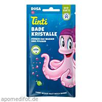 Tinti Badekristalle Rosa, 60 G, Wepa Apothekenbedarf GmbH & Co. KG