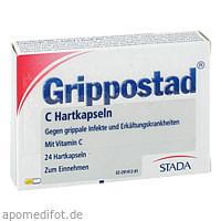 Grippostad C Hartkapseln, 24 ST, Eurimpharm Arzneimittel GmbH