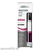 MASCARA med Duo Primer & XL Volumen, 10 ML, Dr. Theiss Naturwaren GmbH