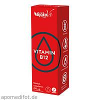 Vitamin B12 vegan Tropfen Methylcobalamin, 30 ML, BjökoVit