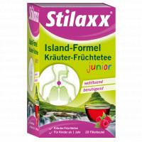 Stilaxx Island Formel Kräuter Früchtetee junior, 20 ST, KOSAN Pharma GmbH