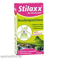 Stilaxx Hustenpastillen Isländisch Moos, 28 ST, MEDICE Arzneimittel Pütter GmbH & Co. KG