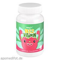 Vitamin B12 Kinder Kautabletten vegan, 120 ST, BjökoVit