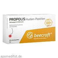 Beecraft Propolis Husten-Pastillen, 30 ST, Roha Arzneimittel GmbH