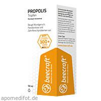 beecraft Propolis Tropfen Mundspül-Konzentrat, 50 ML, Roha Arzneimittel GmbH