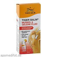 Tiger Balm Muskel & Gelenk Fluid, 90 ML, Queisser Pharma GmbH & Co. KG