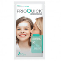 FrioQuick Kühlpflaster, 2 ST, GinGerPharm GmbH