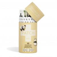 PATCH Bambus-Pflaster mit Kokosnussöl, 25 ST, LUBA GmbH