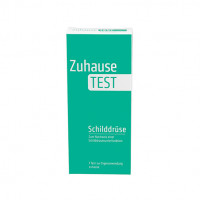 ZuhauseTEST Schilddrüse, 1 ST, Nanorepro AG